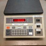 UMC ECS500 scale