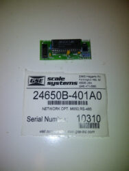 GSE 650 Series RS-485 Network Option